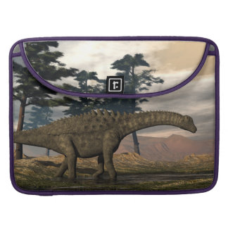 Capa Para MacBook Pro Dinossauro do Ampelosaurus
