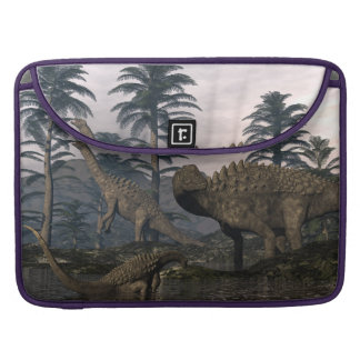 Capa Para MacBook Pro Dinossauros do Ampelosaurus