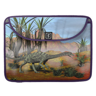 Capa Para MacBook Pro Dinossauros do Anchisaurus - 3D rendem