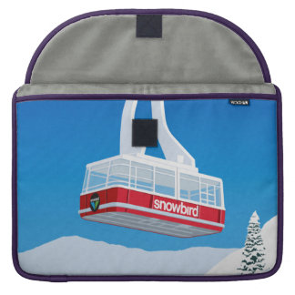 Capa Para MacBook Pro Esqui do Snowbird