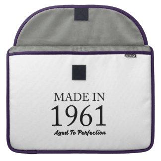 Capa Para MacBook Pro Feito em 1961