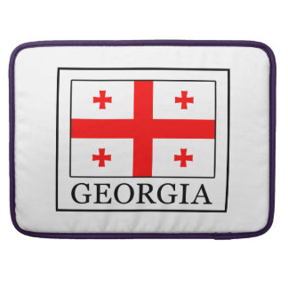 Capa Para MacBook Pro Geórgia