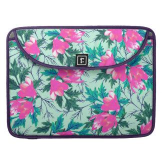 Capa Para MacBook Pro Jardim do verão