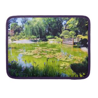Capa Para MacBook Pro Jardim japonês