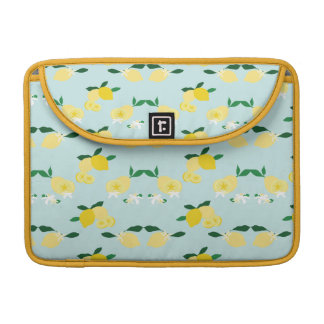 Capa Para MacBook Pro Limonada
