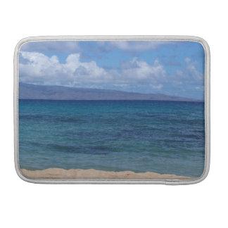 Capa Para MacBook Pro Luva de Macbook da praia de Maui