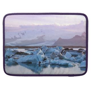 Capa Para MacBook Pro Luva de Macbook do rickshaw de Islândia