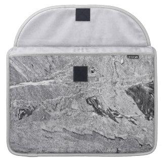 Capa Para MacBook Pro Luva de pedra de mármore de Macbook do teste