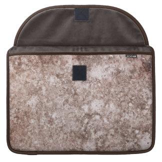 Capa Para MacBook Pro Luva de pedra natural de Macbook do teste padrão
