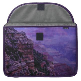 Capa Para MacBook Pro Luva roxa de Macbook do Grand Canyon
