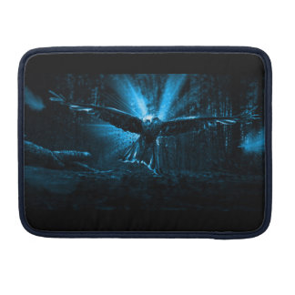 Capa Para MacBook Pro Noite Eagle