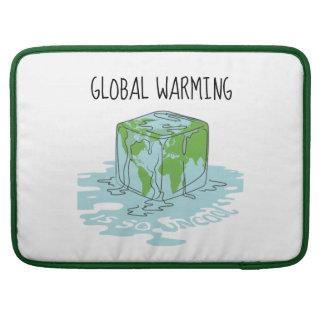 Capa Para MacBook Pro O aquecimento global é tão Uncool