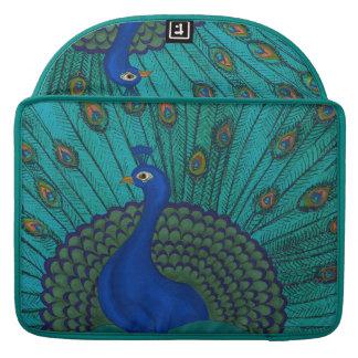 Capa Para MacBook Pro O pavão
