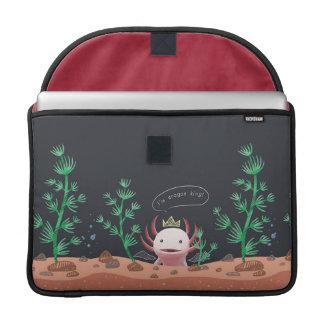 Capa Para MacBook Pro O sonho de Axie