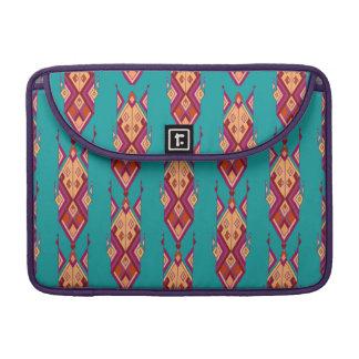Capa Para MacBook Pro Ornamento asteca tribal étnico do vintage