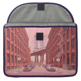 Capa Para MacBook Pro Ponte de Manhattan