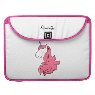 Capa Para MacBook Pro Unicórnio fabuloso