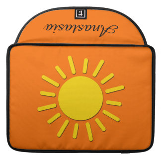 Capa Para MacBook Pro Você é minha luz do sol