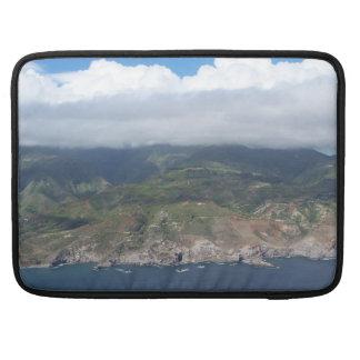 Capa Para MacBook Pro Voo sobre a luva de Havaí Macbook