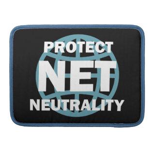 Capa Para MacBook Proteja a neutralidade líquida