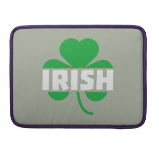 Capa Para MacBook Trevo irlandês Z2n9r do cloverleaf