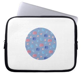 """Capa Para Notebook A bolsa de laptop chinesa 10"""" das lanternas"""