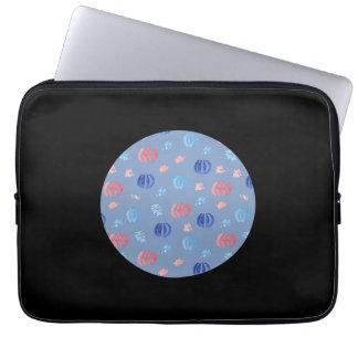 """Capa Para Notebook A bolsa de laptop chinesa 13"""" das lanternas"""