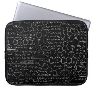 Capa Para Notebook A bolsa de laptop da ciência