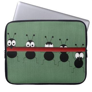 Capa Para Notebook A bolsa de laptop de Eeks