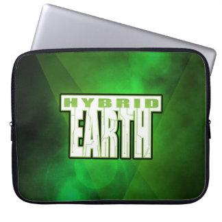 Capa Para Notebook A bolsa de laptop híbrida da terra