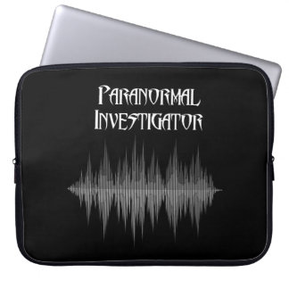 Capa Para Notebook A bolsa de laptop Paranormal de Soundwave do