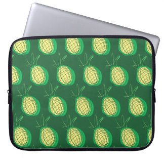 Capa Para Notebook Abacaxis Funky