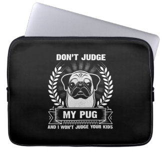 Capa Para Notebook Animal do Pug