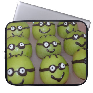 Capa Para Notebook Apple grande sorri