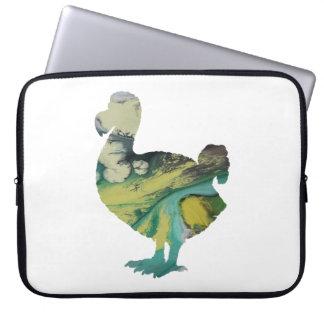 Capa Para Notebook Arte do Dodo