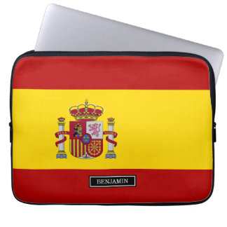 Capa Para Notebook Bandeira da espanha