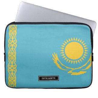 Capa Para Notebook Bandeira de Kazakhstan