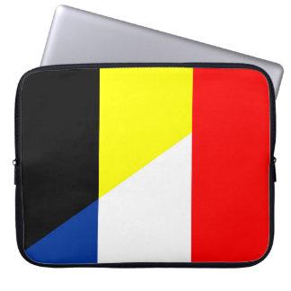 Capa Para Notebook bandeira do símbolo do país da bandeira de france