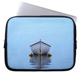 Capa Para Notebook Barco solitário