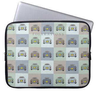 Capa Para Notebook Bolsa de laptop dos carros de Figarations a multi