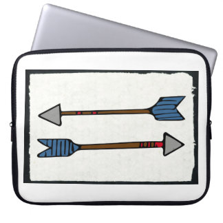 Capa Para Notebook Caixa do laptop da seta