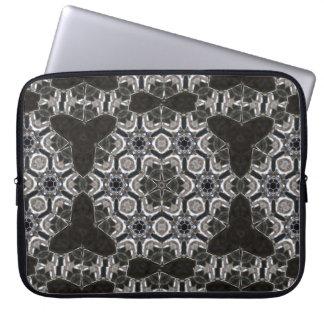 Capa Para Notebook Caleidoscópio de cristal da reflexão