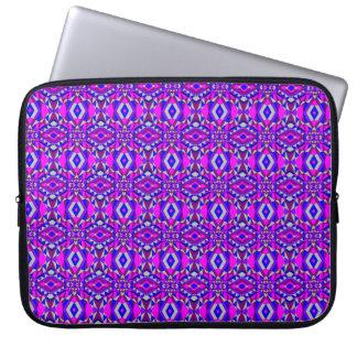 Capa Para Notebook Caos colorido 35