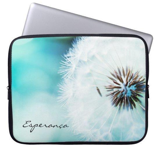 Capa Para Notebook Capa Laptop 15' Esperança
