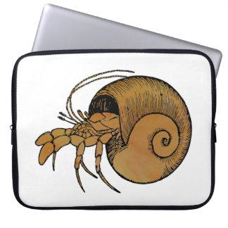 Capa Para Notebook Caranguejo de eremita