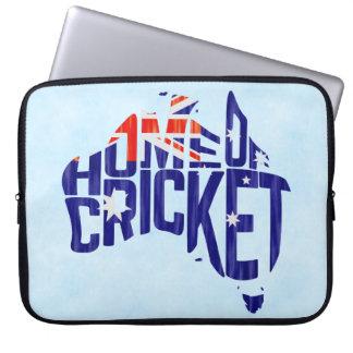 Capa Para Notebook Casa de Austrália da caixa do laptop de Calligram
