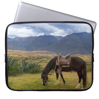 Capa Para Notebook Cavalo sagrado verdejante do vale II