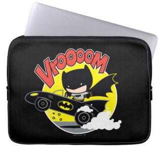 Capa Para Notebook Chibi Batman no Batmobile