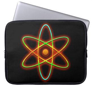 Capa Para Notebook Conceito atômico