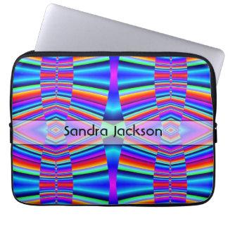 Capa Para Notebook Cores personalizadas do arco-íris